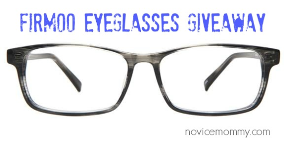Firmoo Eyeglasses Giveaway