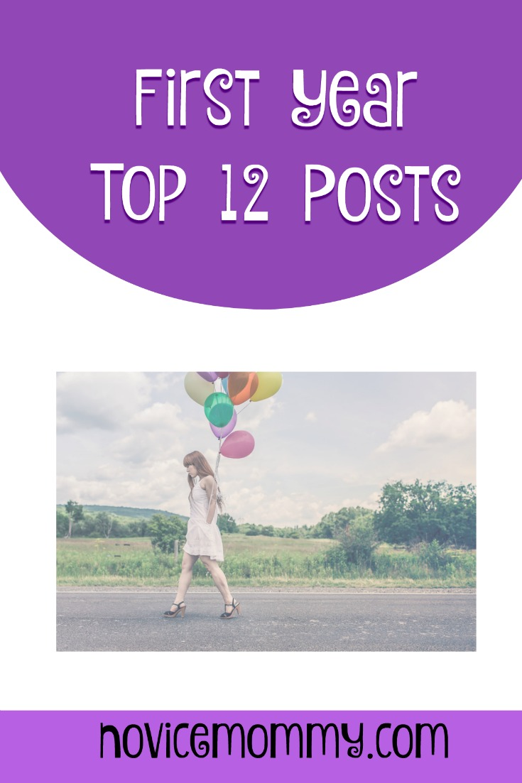 image of top 12 posts first year diary of a new mommy