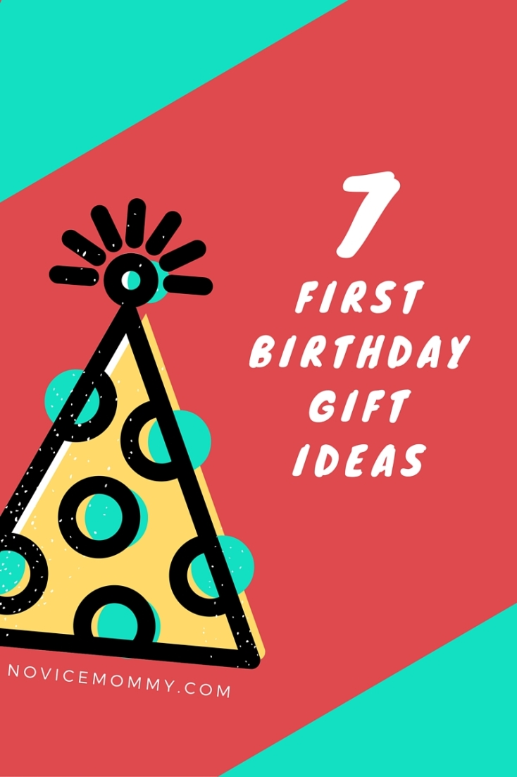 First Birthday Gift Ideas. One Year Old Toys. Gifts for a One Year Old. First Birthday.