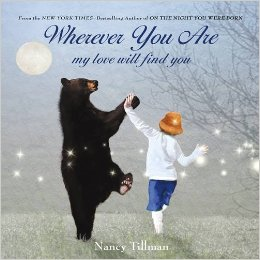 Wherever You Are My Love Will Find You Book. Gift for Toddlers. First Birthday Gift. Books for Babies. Books for Kids.