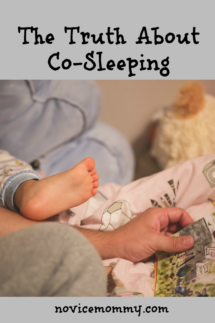 The Truth About Co-Sleeping - Is it really bad to co-sleep Click here to find out the truth!